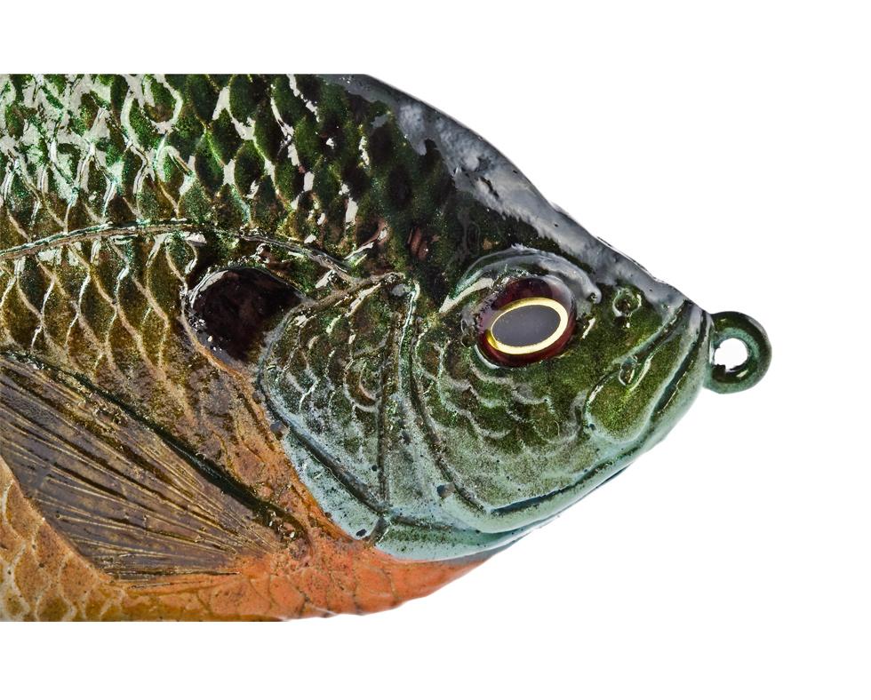 Swim baits for bass fishing bing images for Bluegill fishing bait