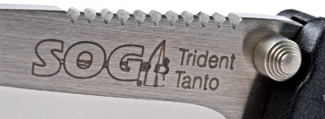 Trident Tanto Knife TF-6