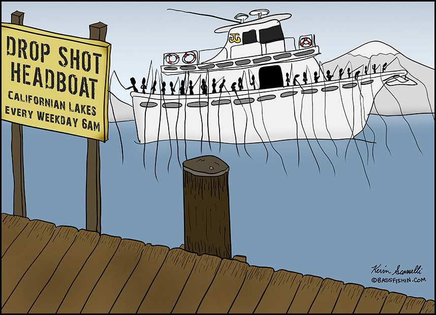 cartoon fishing rod. Fishing Cartoon