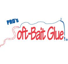 PRO's Soft~Bait Glue Logo