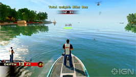 Bass fishing games free fishing games and downloads for pc for Bass pro monster fish