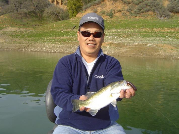 Lake anderson fishing report for Northern utah fishing report
