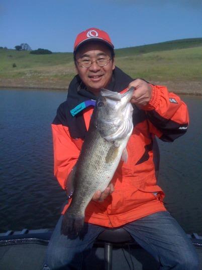 Calero Reservoir Fishing Report