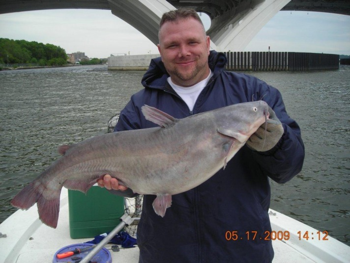 Potomac river fishing report for Potomac river fishing spots