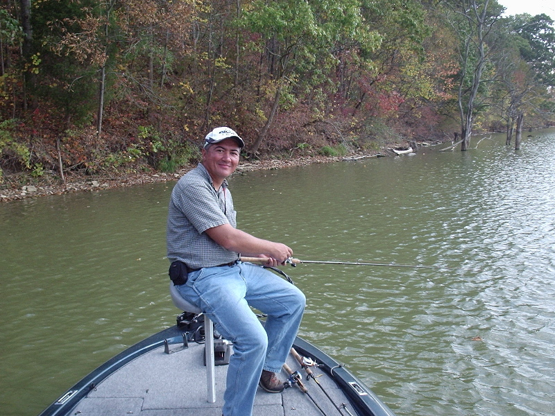 Big eli creek fishing report for Indiana fishing reports