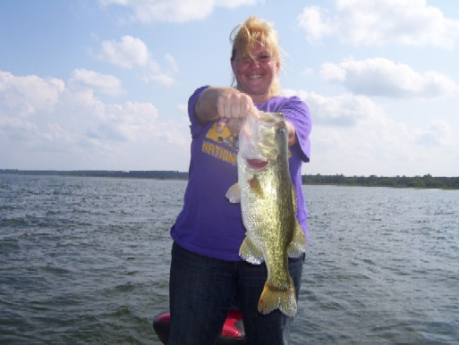 Charter Phone Service >> Lake Palestine- Texas Fishing Report