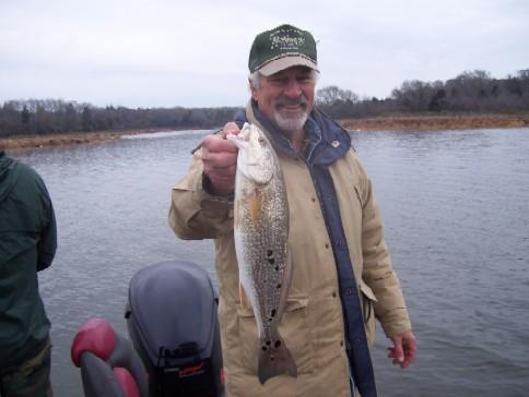 Lake fairfield texas fishing report for Texas fishing reports