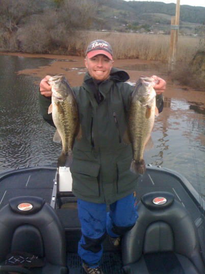 Fishing reports and lake information for wisconsin for Clear lake fishing report
