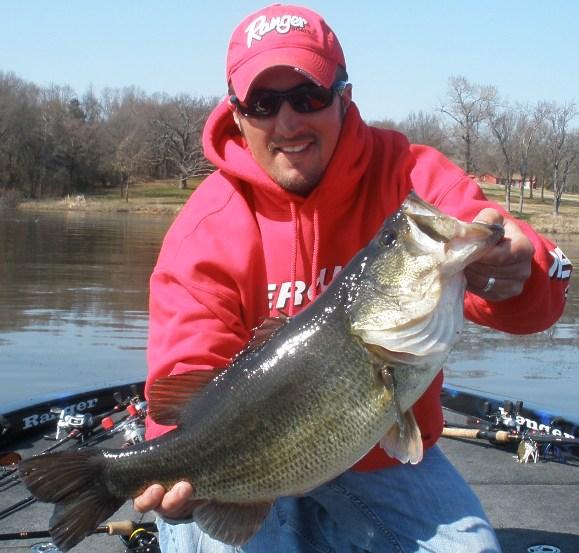 Lake fork fishing report for Fishing report texas