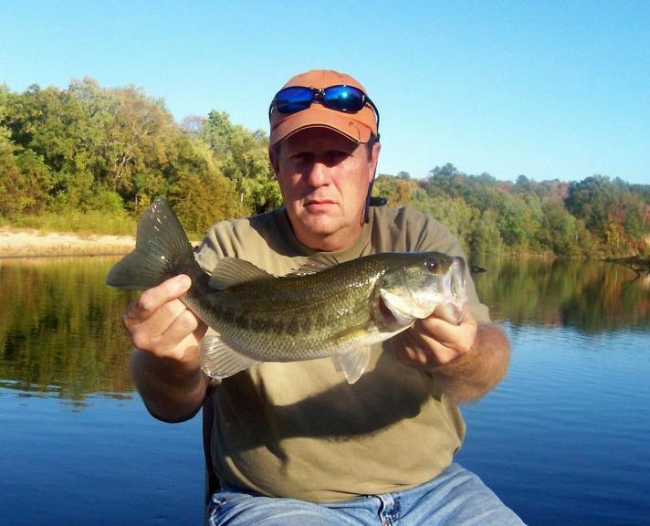 Oconee river fishing report for Lake oconee fishing report