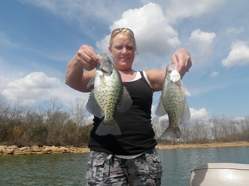 percy priest lake fishing report