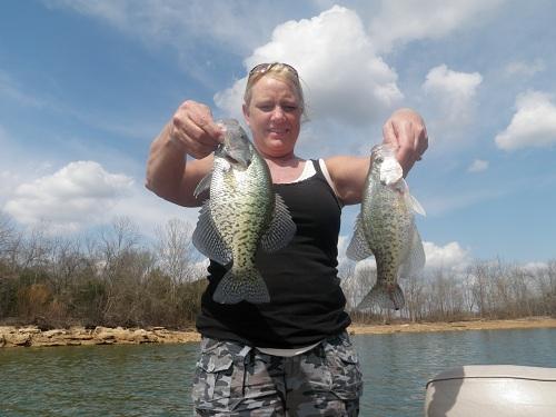 percy priest lake fishing report