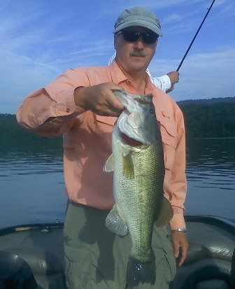 Guntersville lake al fishing report for Fishing report lake guntersville