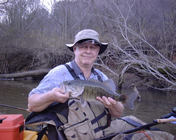 Flint river fishing report for Georgia fishing report